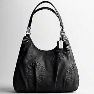 Coach | Madison Embellished Leather Maggie Bag